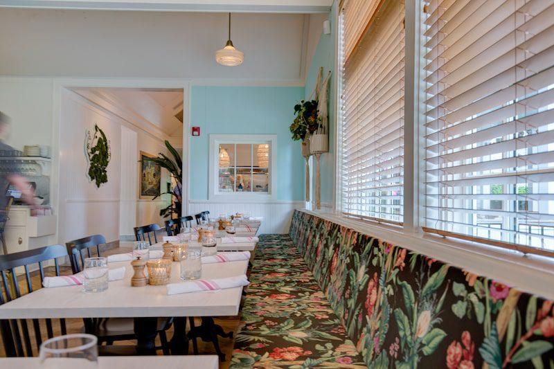 wolfed kitchen amagansett interior