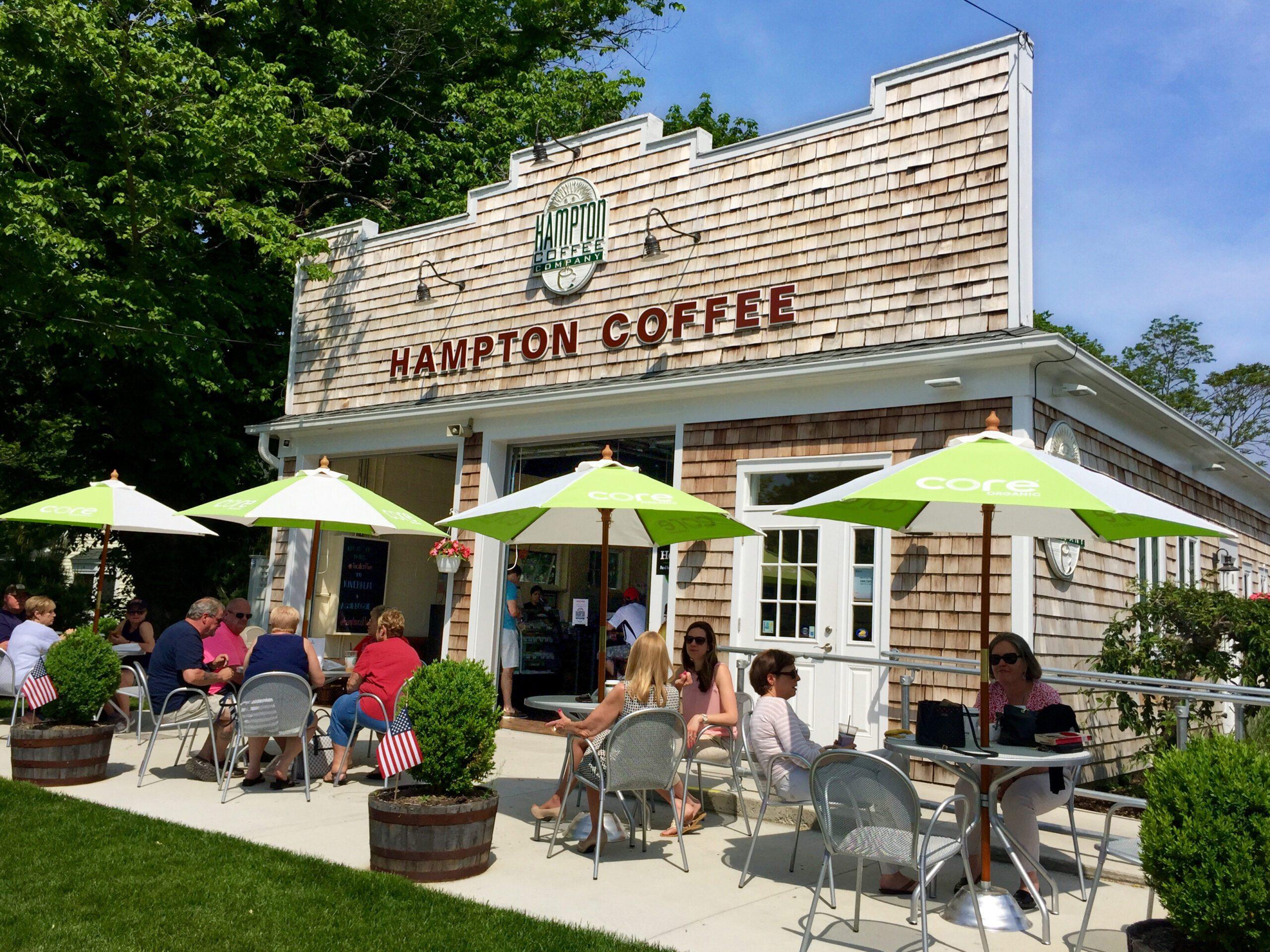 Hampton Coffee Company Aquebogue Exterior