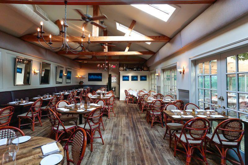 fresno restaurant interior