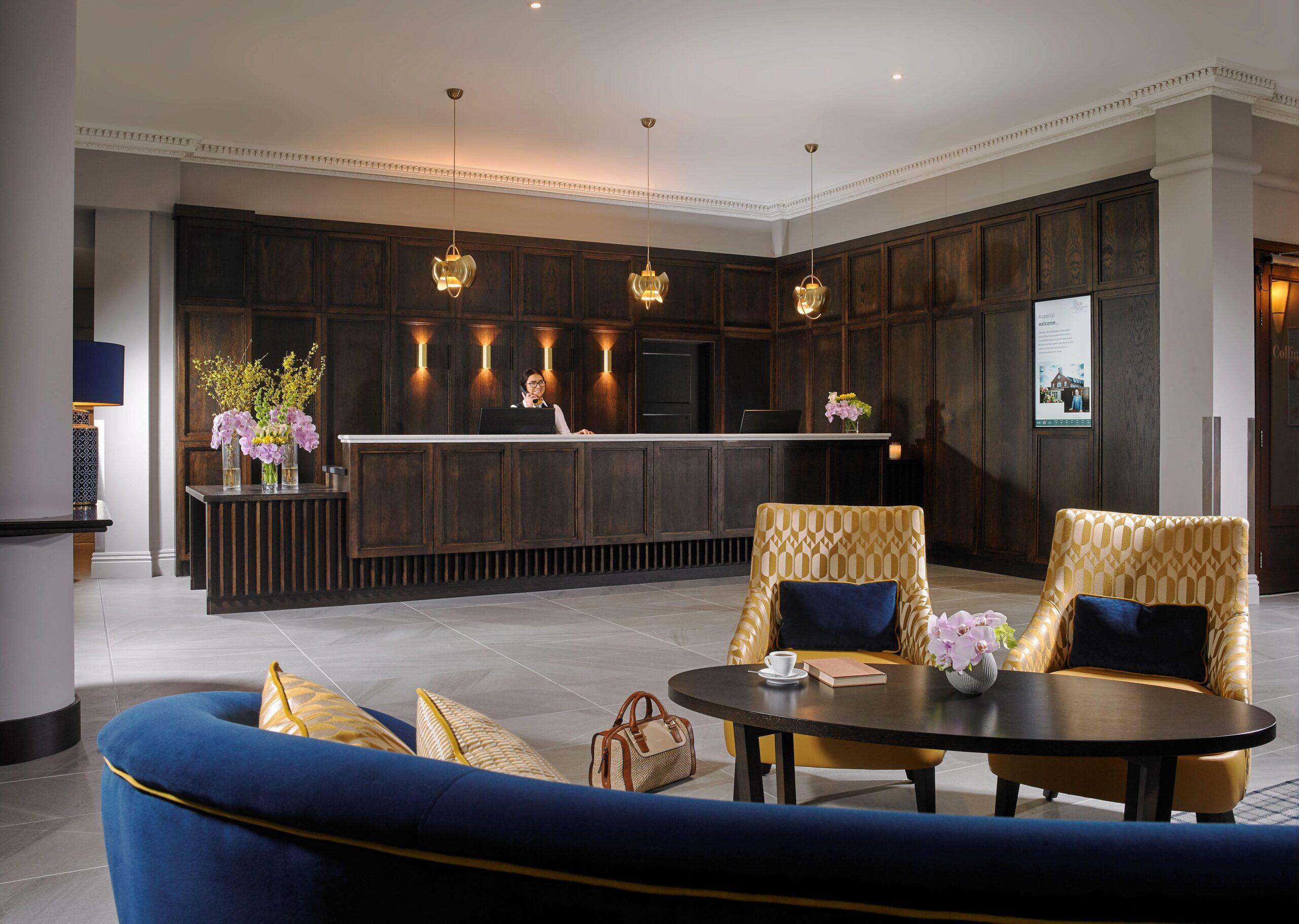 Carrigaline Court Hotel luxury near kinsale ireland