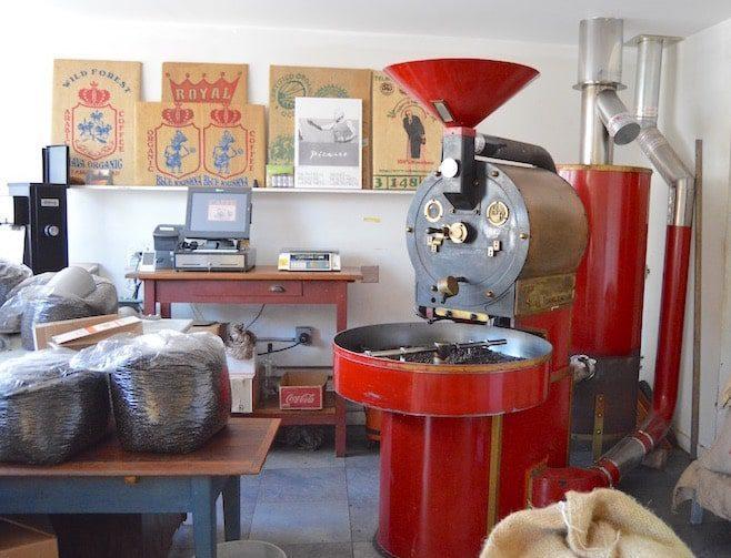 aldo's coffee company