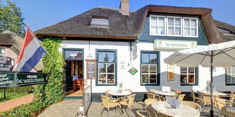 De Witte Hoeve Netherlands restaurant