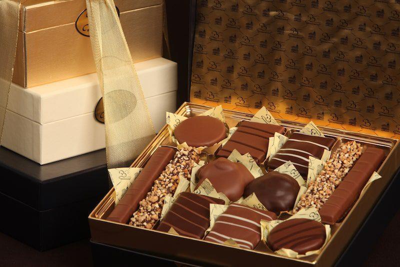 Bridgewater chocolates best in Connecticut