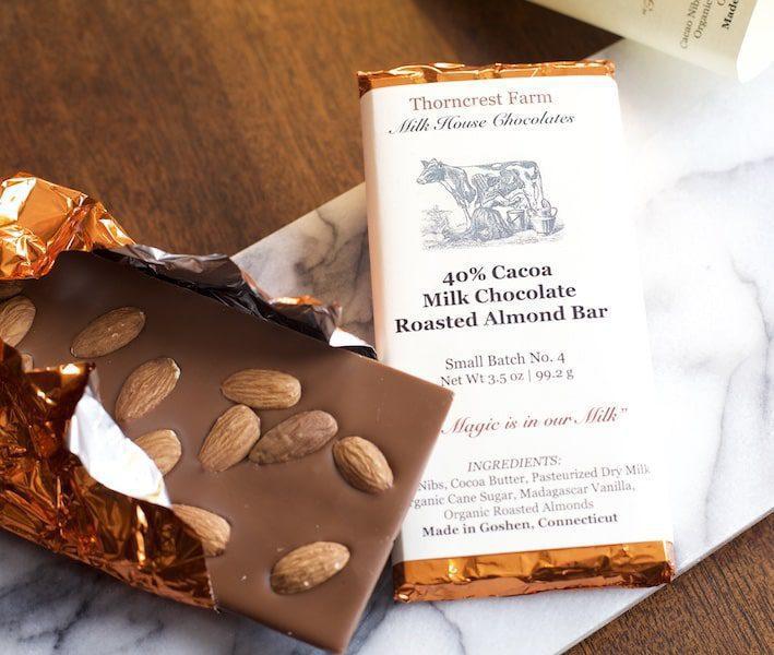 thorncrest farm chocolate bar