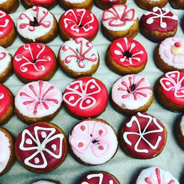 Tastease mini doughnuts Hartford