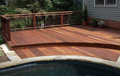 pool deck refurbish