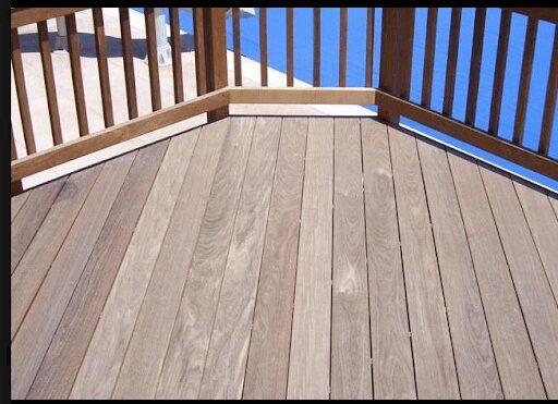 wooden pool deck summer Brazilian Wood Depot florida south