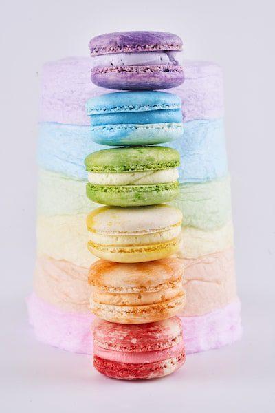 dana's bakery pride month macarons