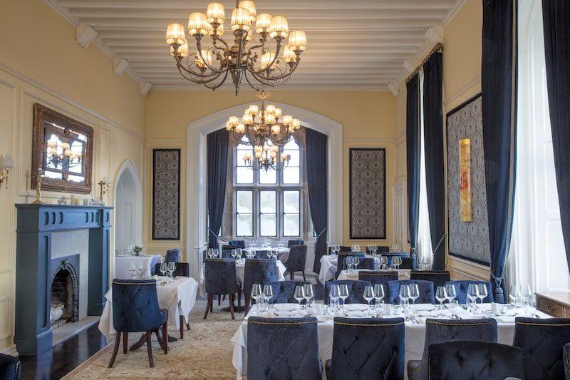 Restaurant 1180 grand castle dining room