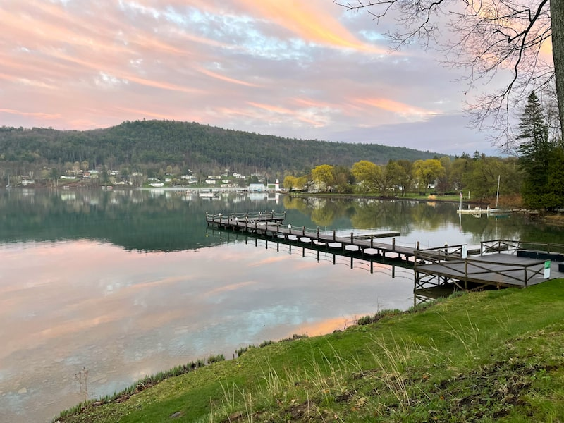 otsego lake cooperstown new york beautiful ny towns