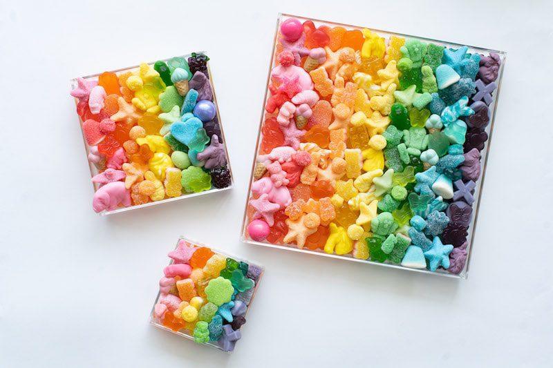 pastel rainbow all boards atlanta