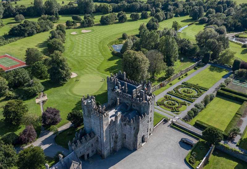 golf course kilkea castle