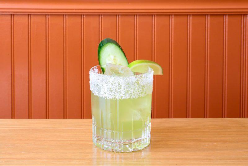 rita cantina cucumber margarita