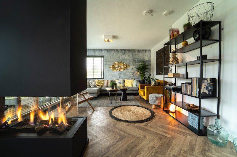 hard wood flooring luxury modern living room hamptons