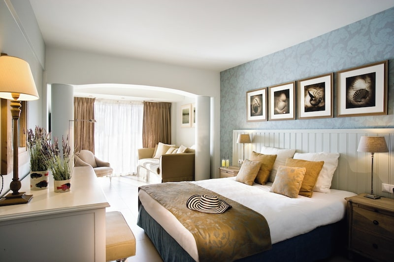 sani resort junior suite greece