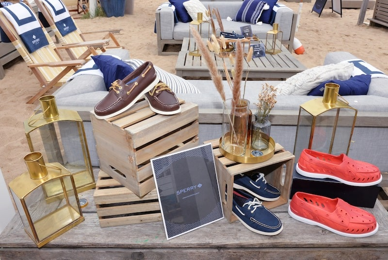 sherry boat shoe summer 2021 collection