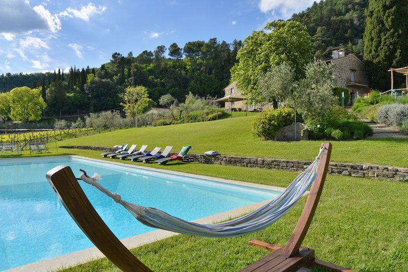 Il Borgo di Petroio Italy world hammock day
