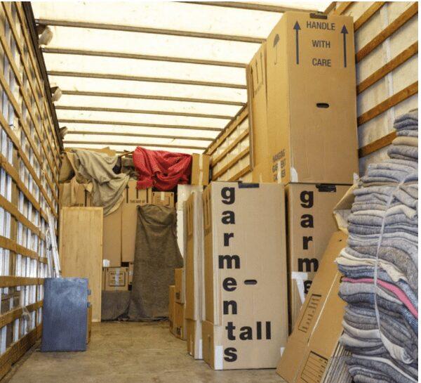 moving storage unit florida