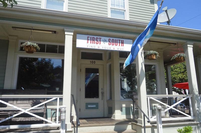 first and south exterior greenport