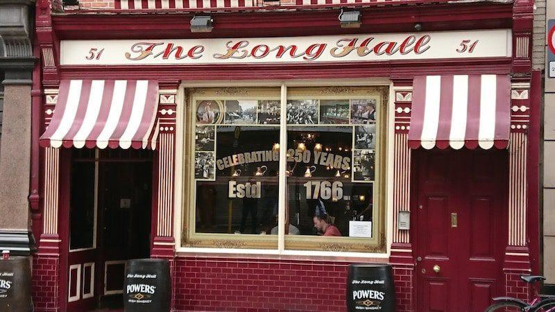 the long hall pub dublin ireland