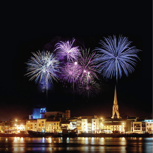 wexford town fireworks