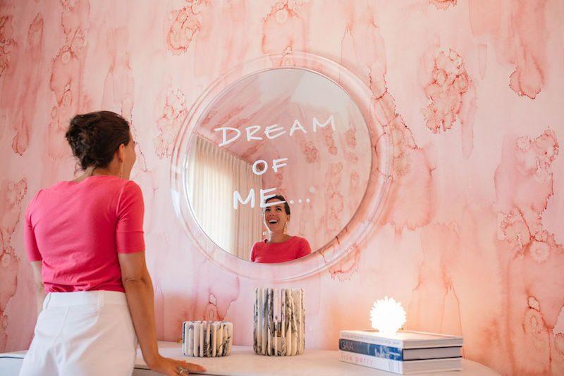 Vanessa Gordon at Hamptons Designer Showcase in Water Mill