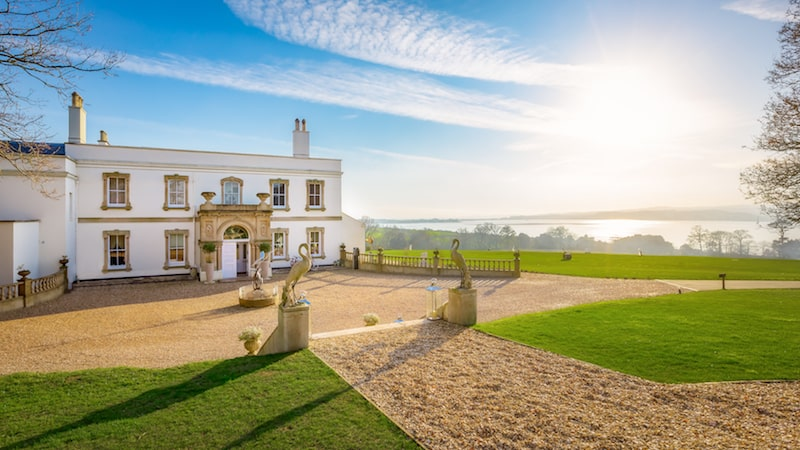 Lympstone Manor Hotel united kingdom
