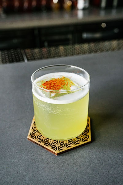 Kosho Margarita o by kissaki hamptons