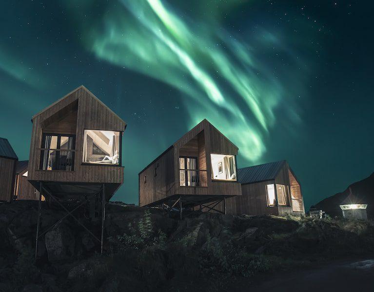 northern lights norway travel