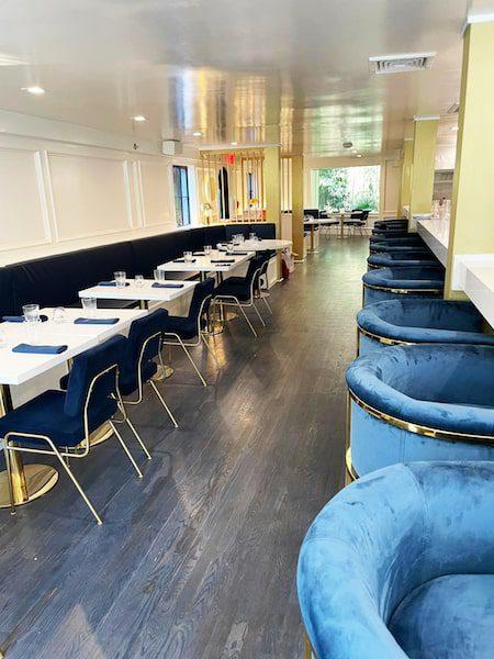 o by kissaki interior east hampton restaurant