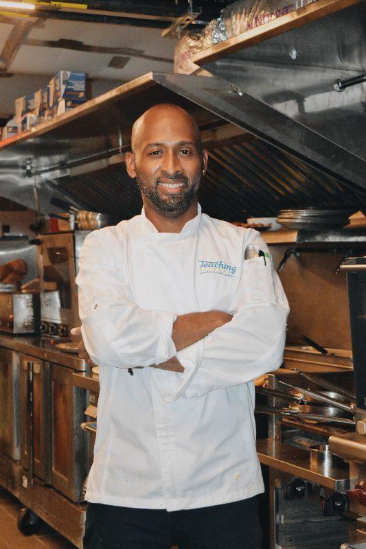 Chef Kamal Hoyte
