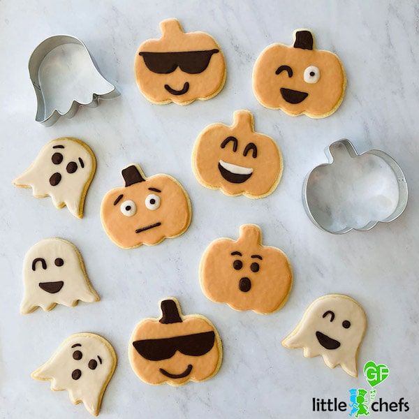 Little GF Chefs Halloween